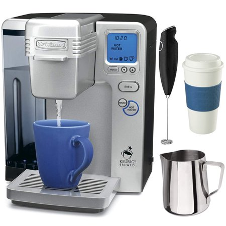 Miele Coffee System - Cuisinart SS-700 Single Serve Keurig Brewing System (Certified Refurbished) with Premium Coffee Bundle