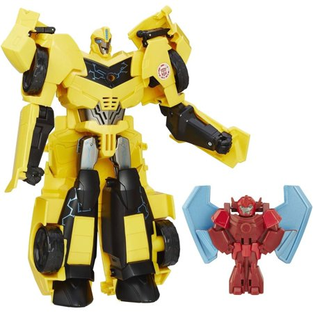 Transformers: Robots in Disguise Power Surge Bumblebee and ...