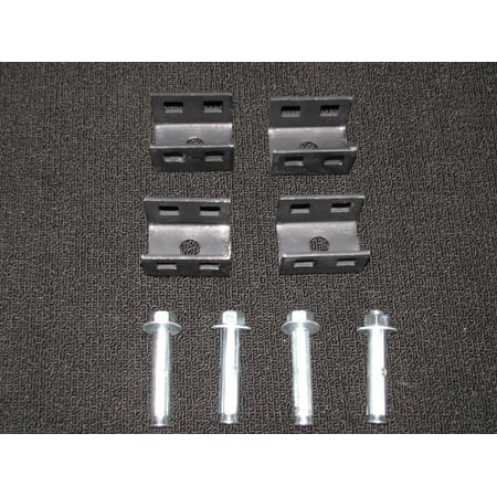 Mobile Home Parts Set of 6 Dry Concrete Anchors w/ expansion - Anchor Loose Bolt