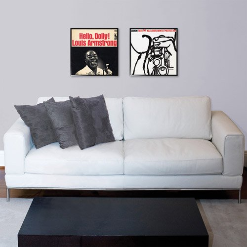 Record Album Frames, Set of 2 - Walmart.com