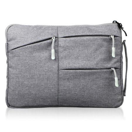 TSV Waterproof Laptop Sleeve Case Carry Cover Bag Pouch for 11