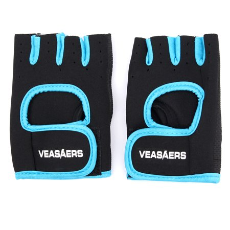 Shock Absorbing Half-Finger Riding Cycling Gloves Breathable Road Racing Bicycle Mens Womens S