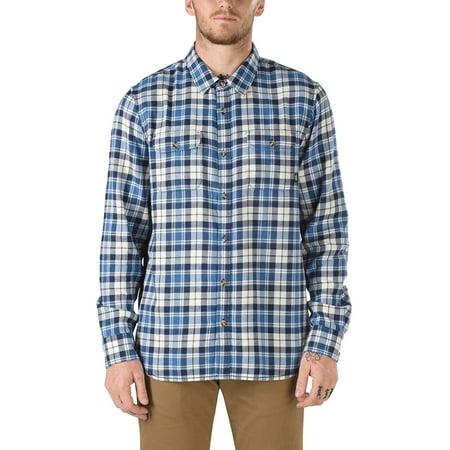 Vans Sycamore Men's Flannel Shirt Size S