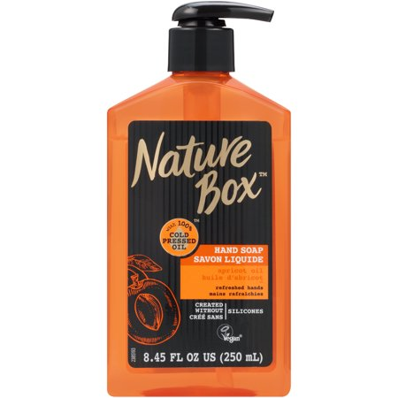 Nature Box Liquid Hand Soap For Refreshed Hands With