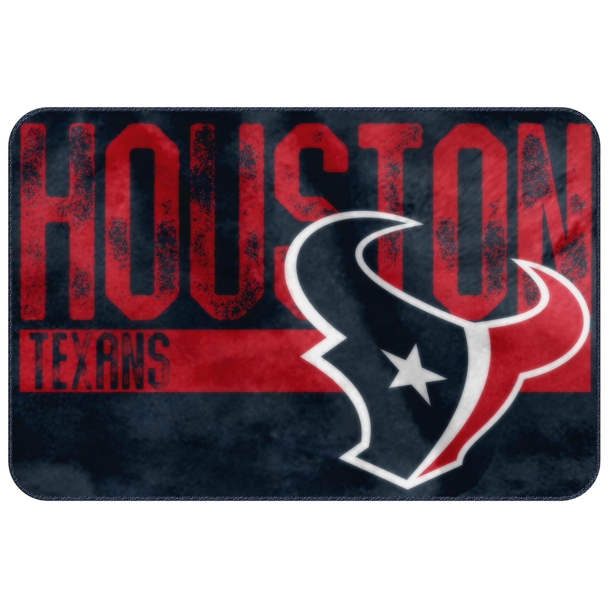 Houston Texans The Northwest Company 20'' x 30'' Wornout Foam Mat - No Size