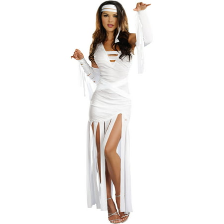 Mummy Dearest Women's Adult Halloween Costume