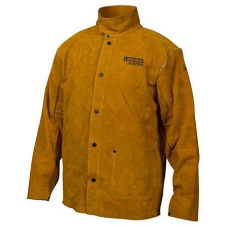 Large Leather Welding Jacket