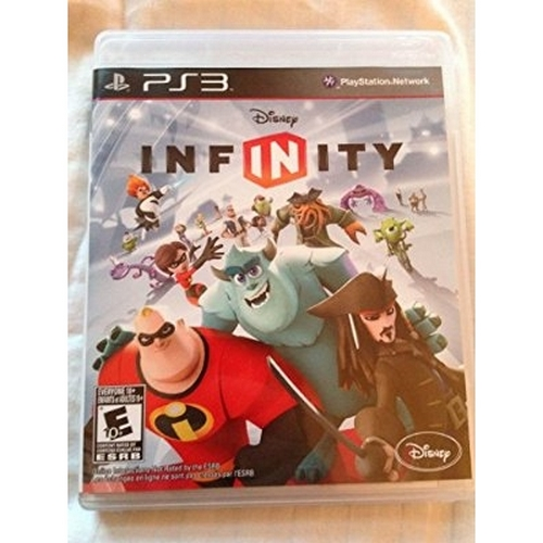 Refurbished Infinity (PS3; 2013) Game Only