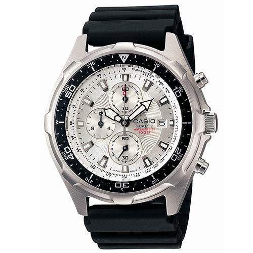 Casio Men's Sport Watch, White