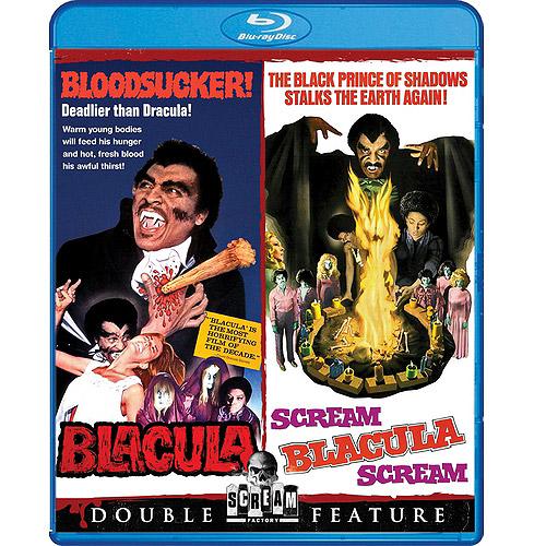 Blacula / Scream Blacula Scream (Blu-ray) (Widescreen)