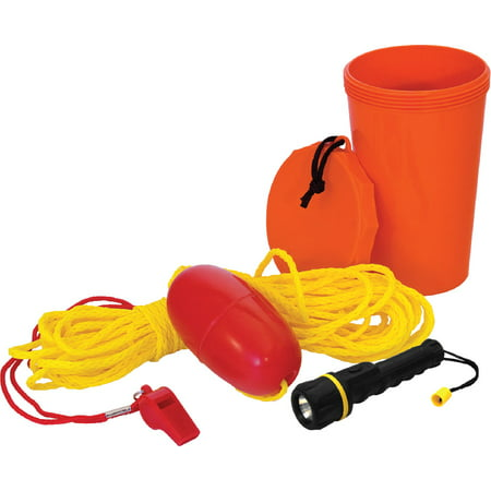 LIFE LINE Boat Safety Kit - Wood Boat Kits