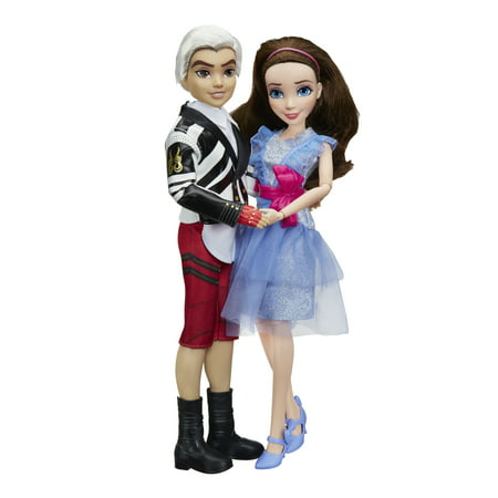 Disney Descendants Two-Pack Jane Auradon Prep and Carlos Isle of the - The Decendents