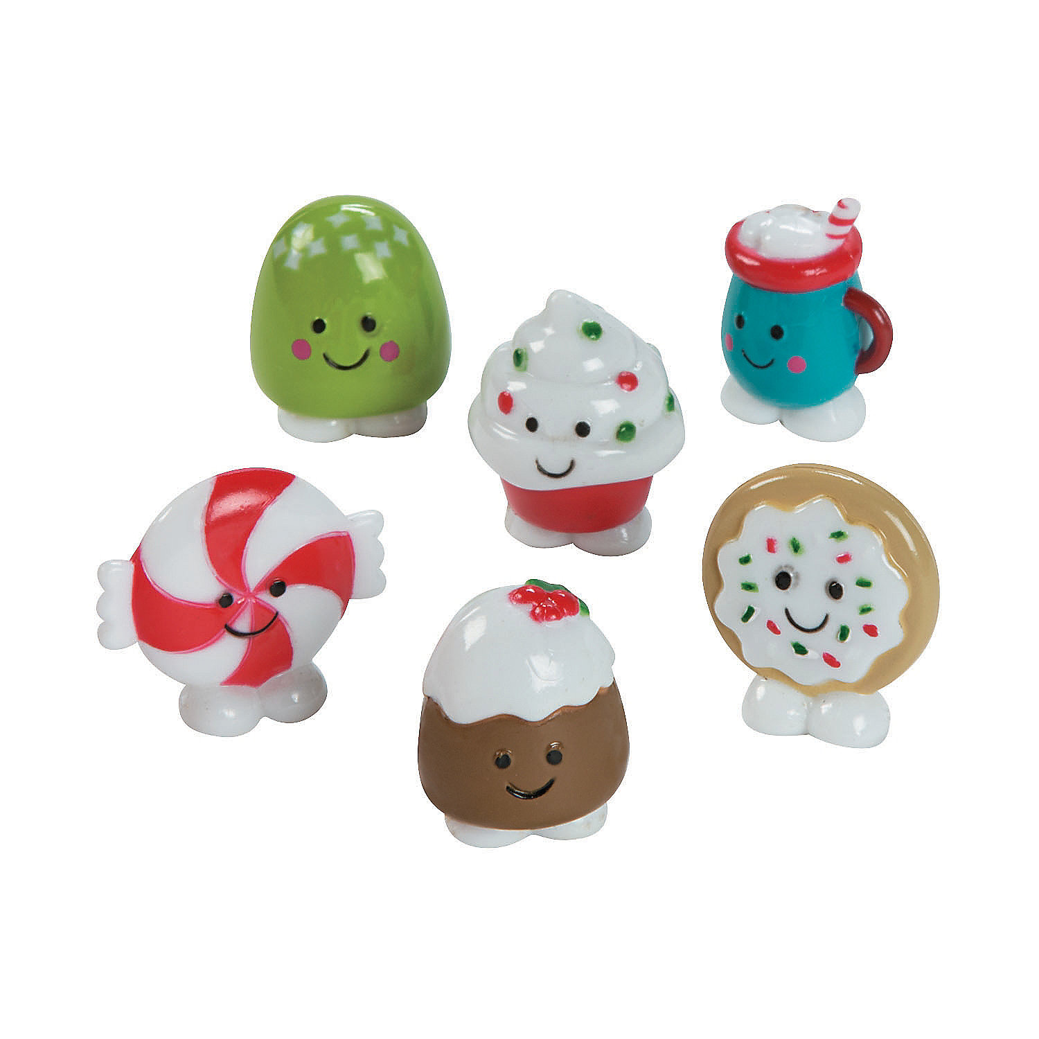 IN-13780564 Holiday Treat Characters Per Dozen