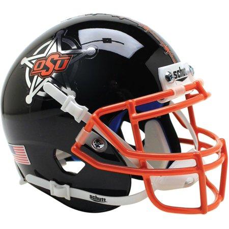 Oklahoma State Cowboys Schutt White Star Mini Football Helmet Louis Rams Football Helmet