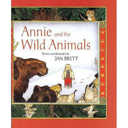 Annie and the Wild Animals](Annie Loomis Halloween)