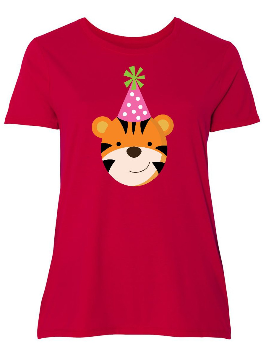 Inktastic It/'s My Birthday Women/'s Plus Size T-Shirt Bday Cake Clothing Apparel