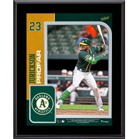 "Jurickson Profar Oakland Athletics 10.5"" x 13"" Sublimated Player Plaque"