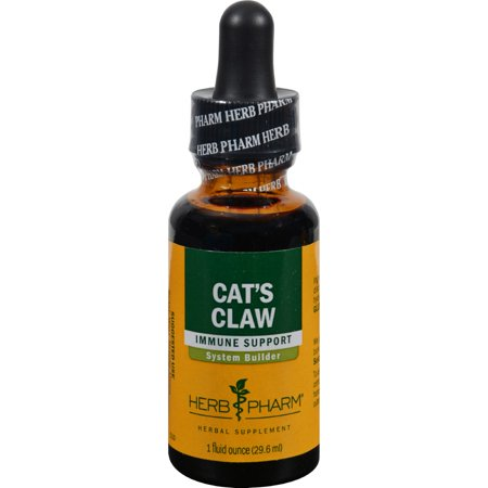 Herb Pharm Cat's Claw Liquid Herbal Extract - 1 fl oz