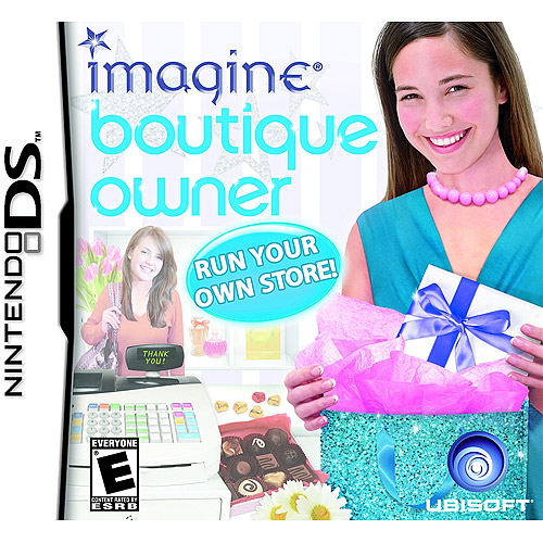 Imagine Boutique Owner (DS) - Pre-Owned