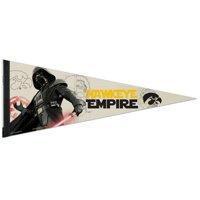 Iowa Hawkeyes Official NCAA 29 inch  Star Wars Darth Vader Premium Pennant by Wincraft