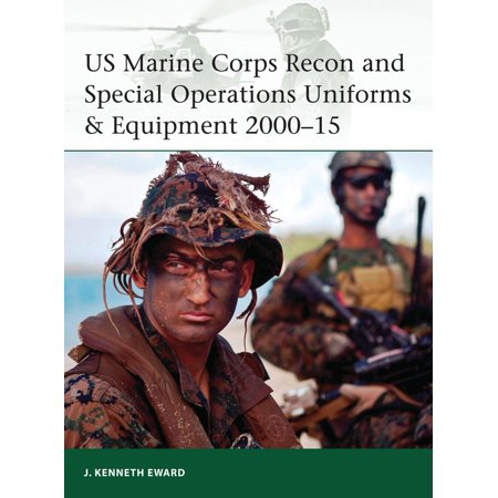 US Marine Corps Recon and Special Operations Uniforms & Equipment 2000–15 - - Recon Operation