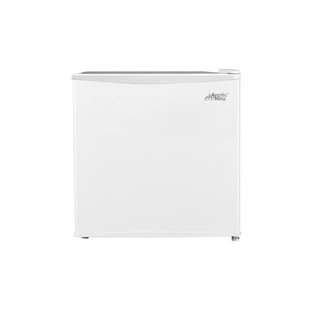 Arctic King 1.1 cu ft Upright Freezer AUFM011AEW, White - Freestanding Top Freezer Freezer
