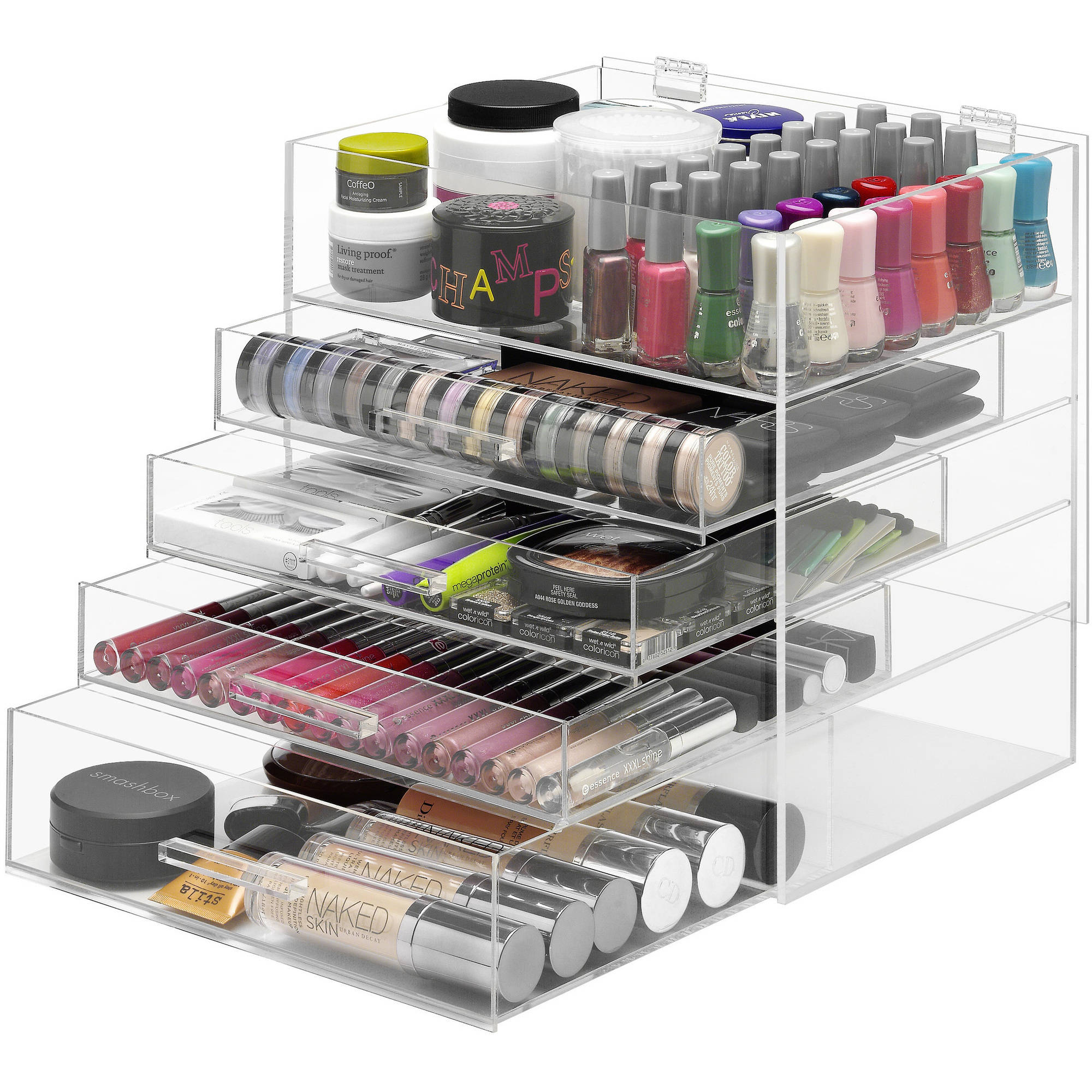 Makeup Acrylic organizer walmart photo