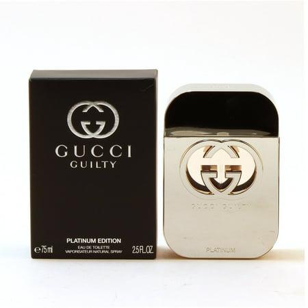 (pack 3) Gucci Guilty Platinum By Gucci Eau De Toilette Spray2.5 oz - image 2 de 2