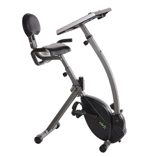 Stamina WIRK Ride Cycling Workstation - with workout monitor