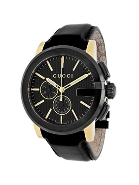 Gucci Men's G-Chrono 101 Series Quartz 43mm Watches