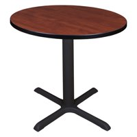 "Cain 30"" Round Breakroom Table, Multiple Colors"