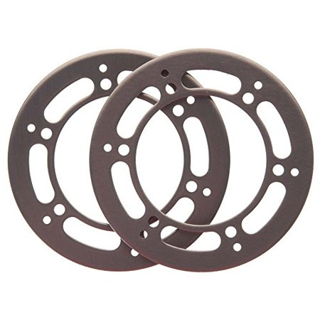 Axial AX8117 2.2 Rock Beadlock Ring (2-Piece), Gray - image 1 of 1