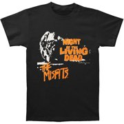 Misfits Men's  NOLD T-shirt Black