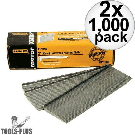Laminated Hardwood Flooring Stapler (Bostitch FLN-200 1000pk 2