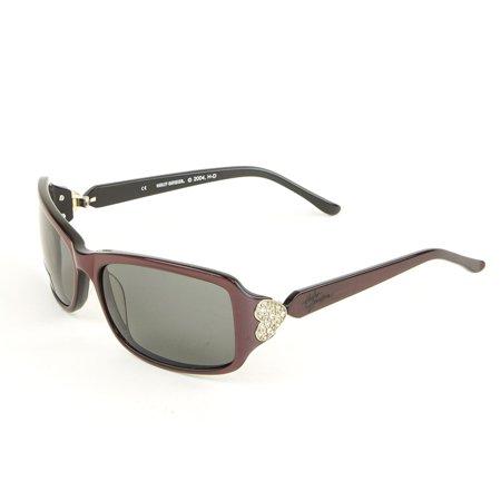 Harley-Davidson Women's Sunglasses, HDX808 RB-3 60mm