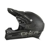 Oneal 2019 Fury RL II Bicycle Helmet - Matte Black - X-Small