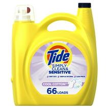 Laundry Detergent: Tide Simply Clean & Sensitive