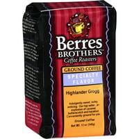 Berres Brothers Coffee Roasters Specialty Flavor Highlander Grogg Ground Coffee, 12 oz