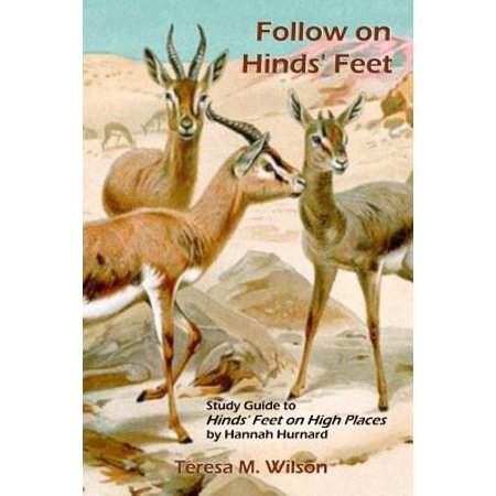 Follow on Hinds' Feet : Study Guide to Hinds' Feet on High (Hinds Feet On High Places Study Guide)