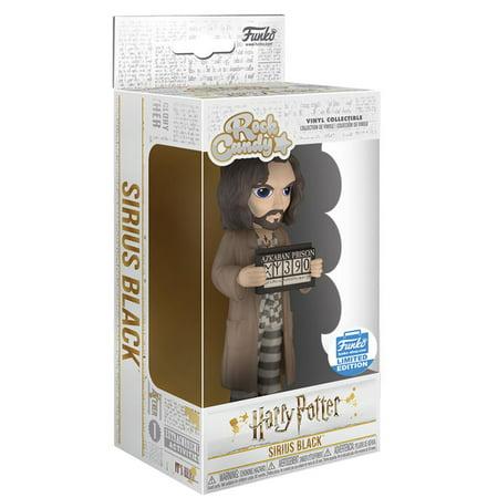 Funko Harry Potter Rock Candy Sirius Black Vinyl (Pottery Rocks)