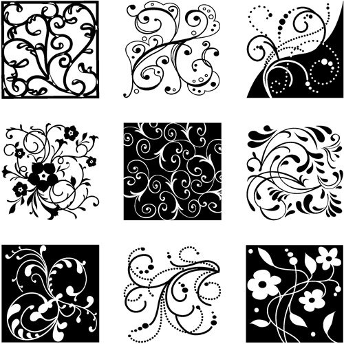 "Inkadinkado 4"" x 4"" Inchie Clear Stamp Sheet, 10 Piece"