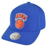7e4b3838d4b NBA Mitchell Ness New York Knicks NJ07 Low Pro Coaches Snapback Hat Cap HWC  Wool