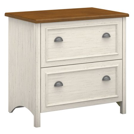 Bush Furniture Stanford 2 Drawer Lateral File Cabinet, Multiple