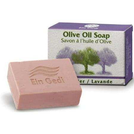 Traditional Olive Oil Soap 100 gr. - Lavender ()