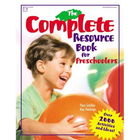 The Complete Resource Book for Preschoolers: An Early Childhood Curriculum With over 2000 Activities and Ideas!](Halloween Party Idea For Preschoolers)