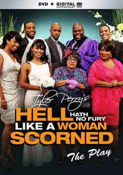 Hell Hath No Fury Like a Women Scorned (Includes Digital Copy) (UltraViolet) (dvd_video)