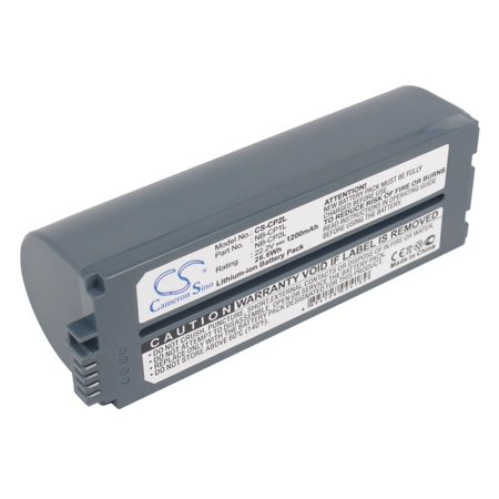 Cameron Sino 1200Mah Battery Compatible With Canon Selphy Cp 100  Selphy Cp 200  Selphy Cp 220  Selphy Cp 600  Selphy Cp 510  Selphy Cp 330  And Others