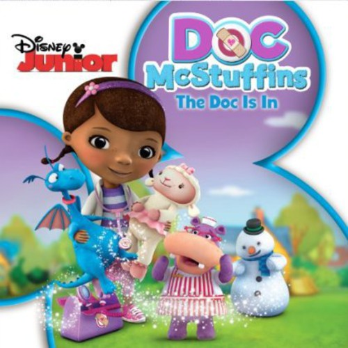 Disney Junior - Doc McStuffins: The Doc Is In Soundtrack (CD)