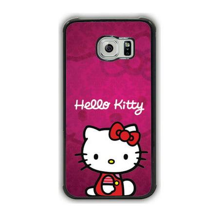 Hello Kitty Galaxy S6 Case