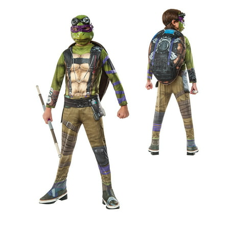 Boys TMNT Donatello Out of the Shadows Costume